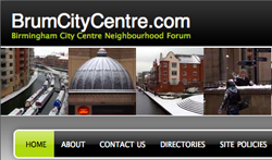 Birmingham City Centre Neighbourhood Forum