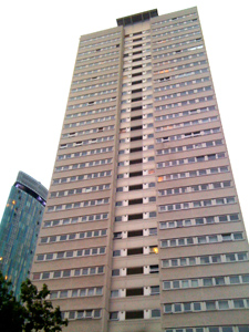Cleveland Tower, Holloway Head