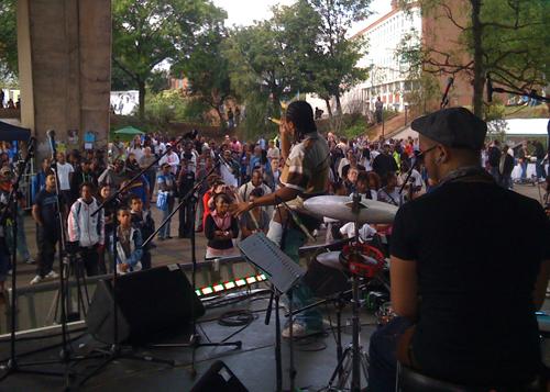 GTA on stage