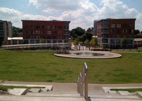 A sunny Park Central