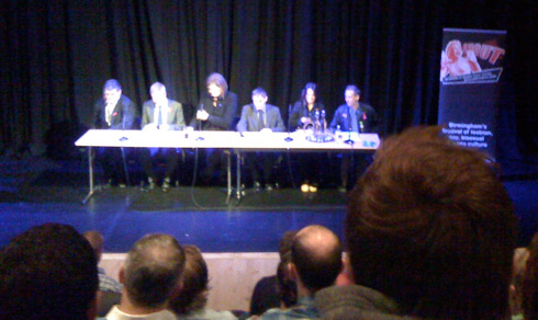 Queer Question Time Birmingham