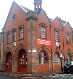 The Old Fire Station - Jewellery Quarter